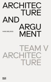 Architecture and Argument