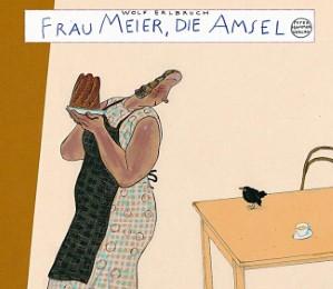 Frau Meier, die Amsel - Cover