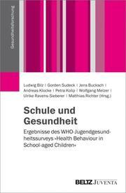 Schule und Gesundheit - Cover