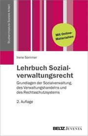 Lehrbuch Sozialverwaltungsrecht - Cover