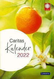 Caritas-Kalender 2022 - Cover