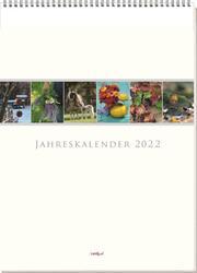 Landlust Jahreskalender 2022