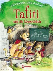 Tafiti und die Löwen-Schule - Cover