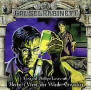 Herbert West, der Wieder-Erwecker - Cover