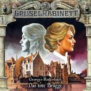 Das tote Brügge - Cover