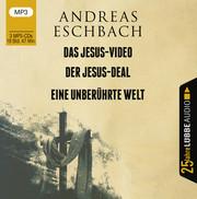 Das Jesus-Video/Der Jesus-Deal/Eine unberührte Welt - Cover