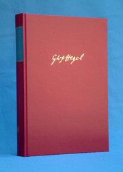 Die Bibliothek Georg Wilhelm Friedrich Hegels II