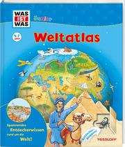 Weltatlas für Kinder - Cover