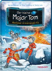Abenteuer im brennenden Eis - Cover