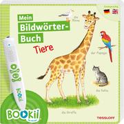 BOOKii. Mein Bildwörterbuch. Tiere