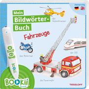 BOOKii. Mein Bildwörterbuch. Fahrzeuge