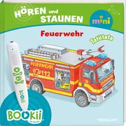 BOOKii Hören und Staunen Mini - Feuerwehr - Cover