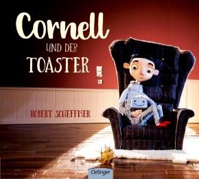 Cornell und der Toaster - Cover