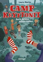 Camp Kryptonit - Cover