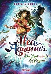 Alea Aquarius - Die Botschaft des Regens 1 - Cover