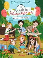 Familie Flickenteppich - Wir haben was zu feiern - Cover