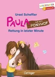 Paula auf dem Ponyhof