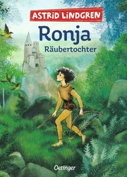 Ronja Räubertochter - Cover