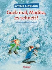 Guck mal, Madita, es schneit! - Cover