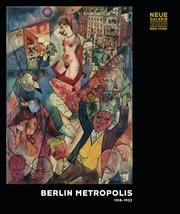 Berlin Metropolis 1918-1933