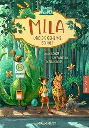 Mila und die geheime Schule - Cover