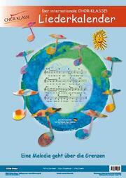Der internationale Chor-Klasse! Liederkalender A3
