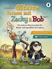 Gitarre lernen mit Zacky & Bob