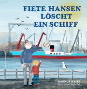 Fiete Hansen löscht ein Schiff - Cover