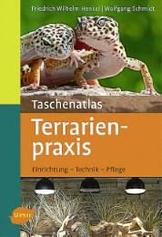 Taschenatlas Terrarienpraxis - Cover