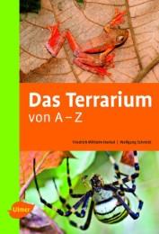 Das Terrarium von A-Z - Cover