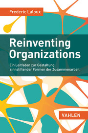 Reinventing Organizations - Cover