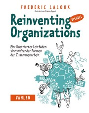 Reinventing Organizations visuell - Cover