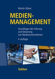 Medienmanagement - Cover