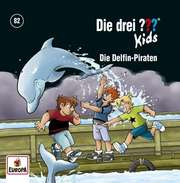 Delfin-Piraten - Cover