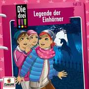 Legende der Einhörner - Cover