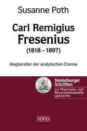 Carl Remigius Fresenius (1818-1897) - Cover