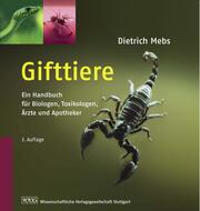 Gifttiere - Cover