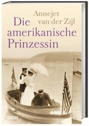 Die amerikanische Prinzessin - Cover