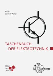 Taschenbuch der Elektrotechnik - Cover