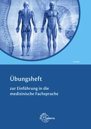 Übungsheft zur Einführung Medizinische Fachsprache - Cover
