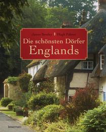 Die schönsten Dörfer Englands - Cover