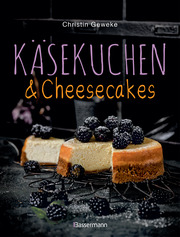 Käsekuchen & Cheesecakes - Cover