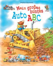 Mein großes buntes Auto-ABC - Cover