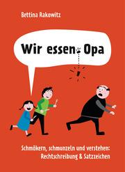 Wir essen Opa. - Cover
