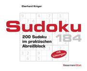 Sudoku Block 184 - Cover