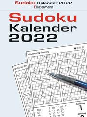 Sudokukalender 2022 - Cover