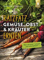 Ratzfatz Gemüse, Obst & Kräuter ernten - Cover