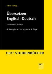 Übersetzen Englisch-Deutsch - Cover