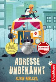 Adresse unbekannt - Cover