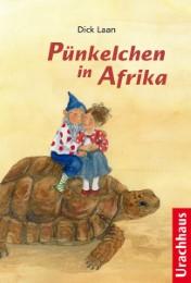 Pünkelchen in Afrika - Cover